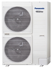 Panasonic Aquarea vn�j�� jednotka